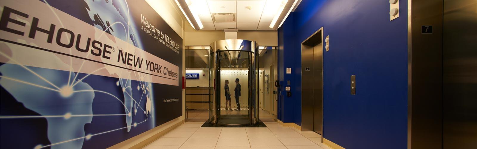 Telehouse - Chelsea New York Data Center