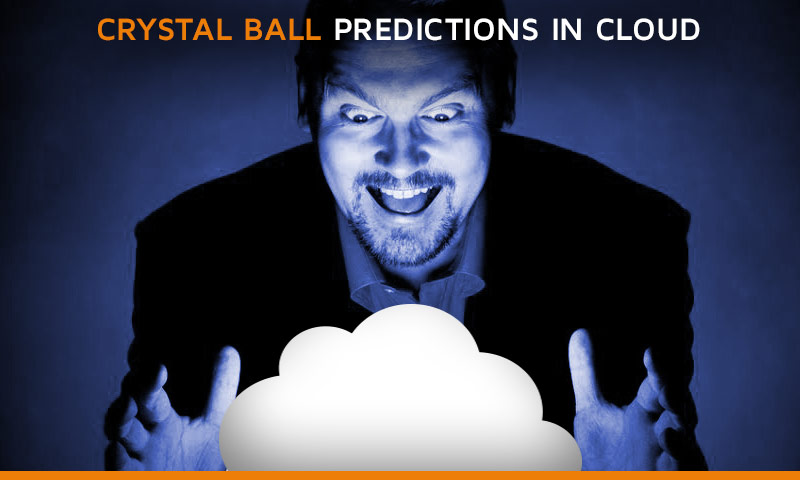Crystal Ball prediction for cloud computing