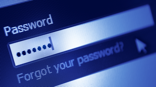 Making passwords secure for HIPPA compliance