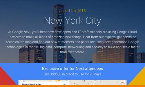 Google-Next-Event-NYC