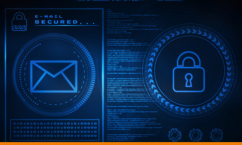 Data Loss Prevention for email