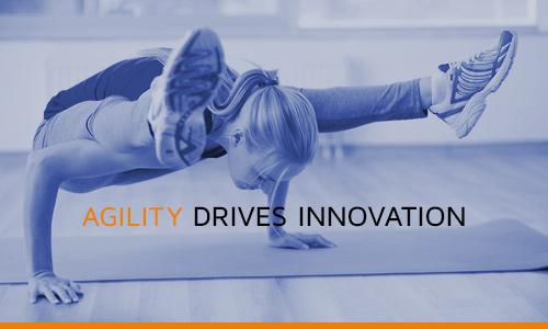 Agility drives innovation