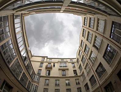 Telehouse Paris Jeûneurs Data Center