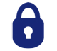 Cloud Link Icon Security