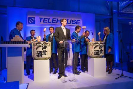 Telehouse-Docklands-Inauguration