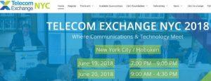 Telecom Exchange NYC 2018