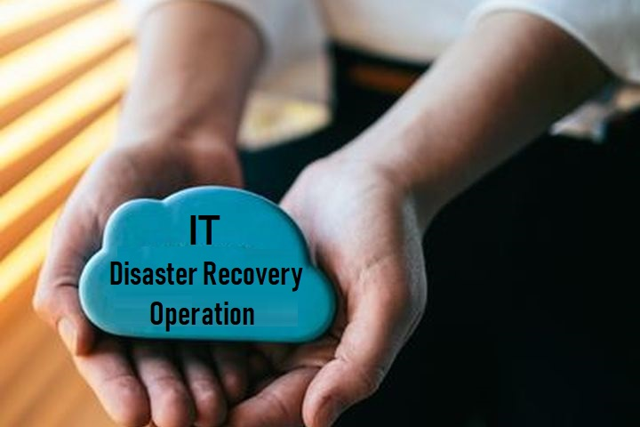 cloud disaster recovery services