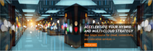 Cloud and colocation services