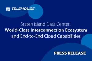 TELEHOUSE America Staten Island Data Center