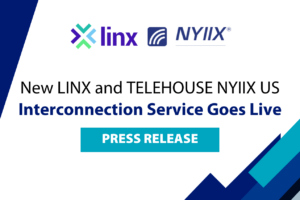 LINX and TELEHOUSE NYIIX
